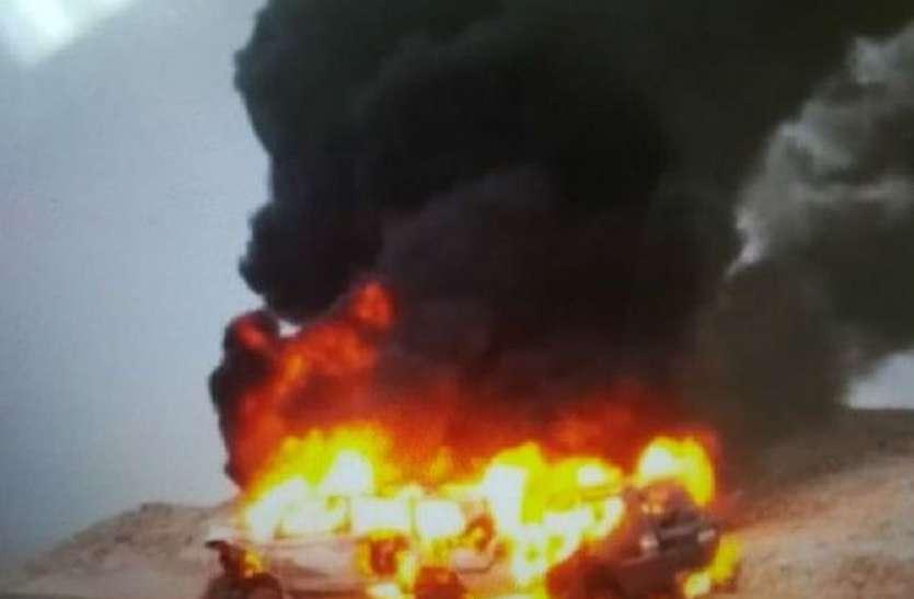 जिंदा जले 6 लोगों में पिता का शव कौनसा है, डीएनए जांच के लिए ओमान गया 9 साल का बेटा
