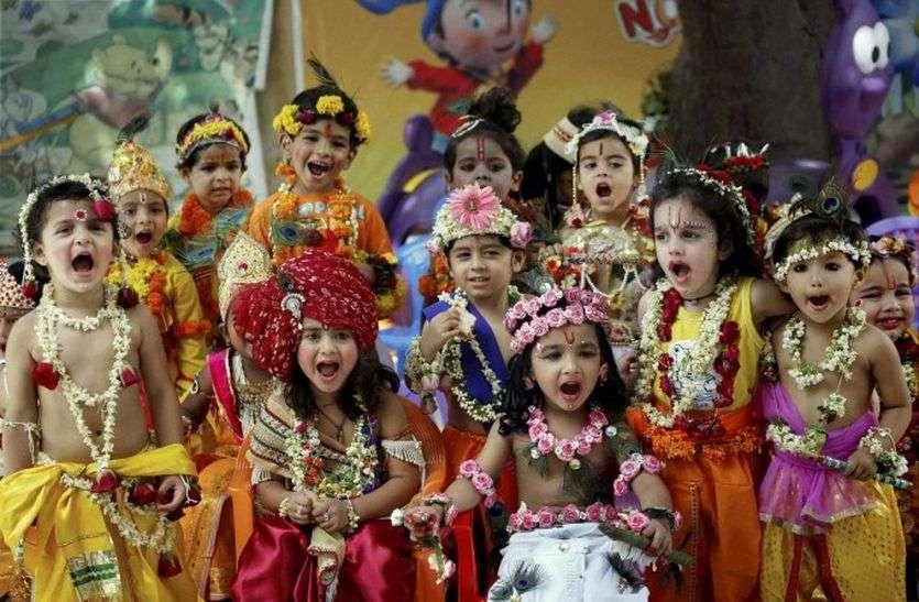कृष्ण जनमाष्टमी आज, अलवर के मंदिरों में सजेगी आकर्षक झांकिंया, यहां होगी दही-हांडी प्रतियोगिता