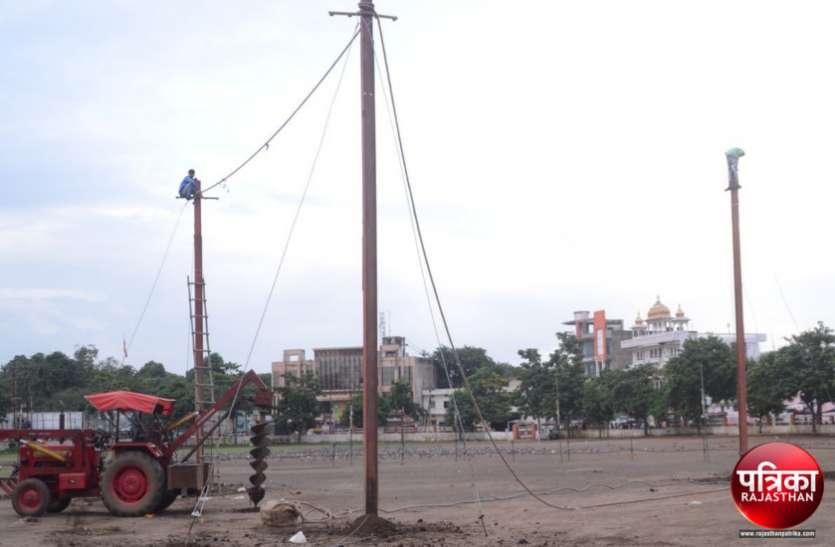 बांसवाड़ा : जन्माष्टमी पर कान्हा को लड़ाएंगे लाड़, कुशलबाग मैदान में होगा मटकीफोड़ का आयोजन
