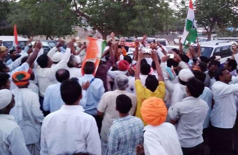 भाजपा सरकार के कार्यकाल में मारवाड़ के साथ हुआ अन्याय-गहलोत