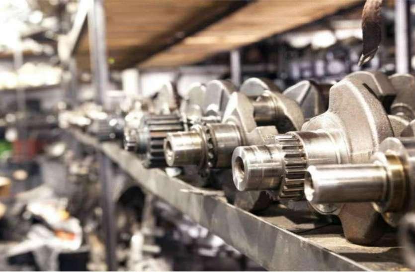 विनिर्माण गतिविधियों में लगातार दूसरे माह सुस्ती, 51.7 पर आया पीएमआई
