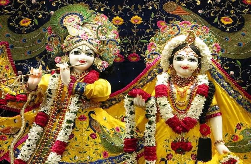 भगवान श्री कृष्ण के प्रसिद्ध मंदिर जहां उमड़ता है श्रद्धालुओं का सैलाब