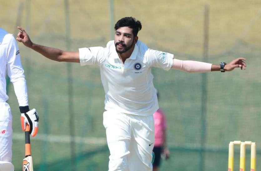 8 इनिंग 37 विकेट: फर्स्ट क्लास क्रिकेट में छाए मोहम्मद सिराज, अब चयनकर्ता भी नहीं कर सकते इग्नोर
