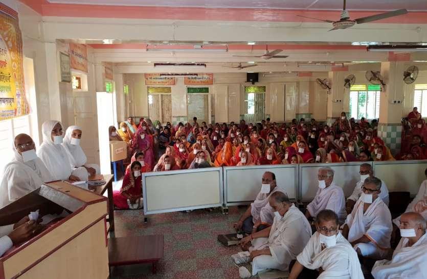 भगवान नेमिनाथ ने जैन धर्म पर राज्य किया- साध्वी धर्मलता
