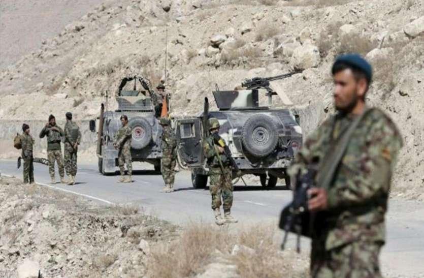 काबुल: पुलिस चौकी पर हमले से भड़का संघर्ष, छह आतंकवादी ढेर