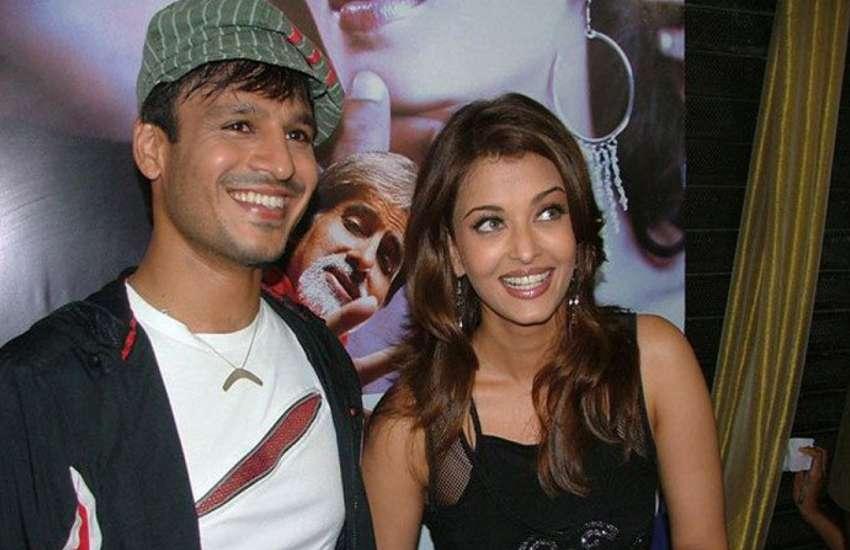 Vivek And Aishwarya