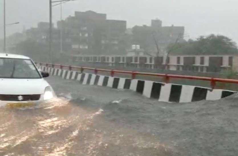 दिल्ली : तेज बारिश की वजह से टूटा 8 साल का रिकॉर्ड, 2 सितंबर रहा सबसे ठंडा दिन