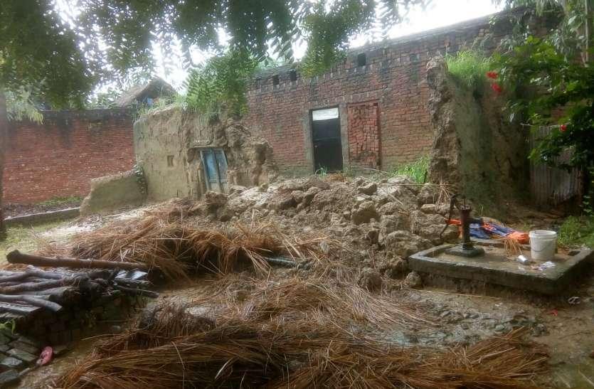 बिग ब्रेकिंग : यहाँ बीते 12 घंटे में क़यामत बनकर बरसी बारिश 3 की मौत