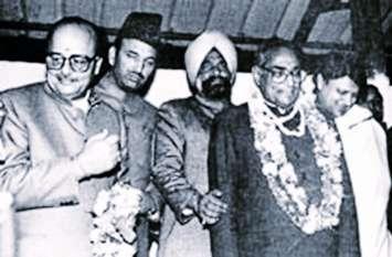 अर्जुन सिंह की घोषणा ने जिताया था जूदेव से चुनाव