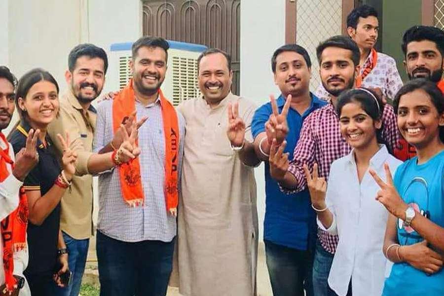 student union elections in jodhpur