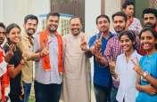 छात्रसंघ चुनाव से चंद दिन पहले एबीवीपी ने घोषित किया प्रत्याशी, गोल्ड मेडलिस्ट मूलसिंह को चुना