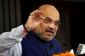 राजस्थान में चुनावी रणभेरी के बीच अमित शाह ने कार्यकर्ताओं को दिया जीत का मंत्र