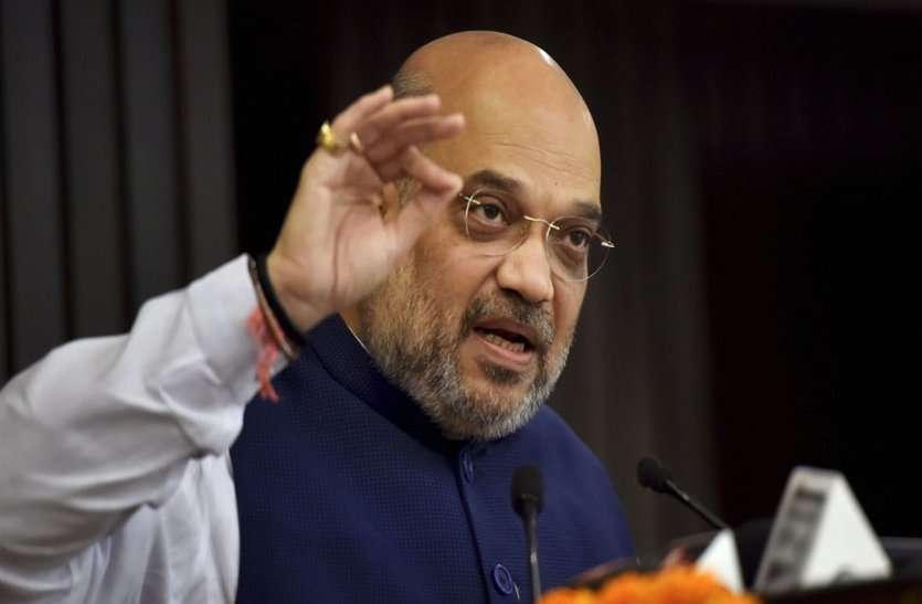 PM मोदी के दौरे से पहले अमित शाह छत्तीसगढ़ के 21 हजार कार्यकर्ताओं को बताएंगे जीत का मंत्र