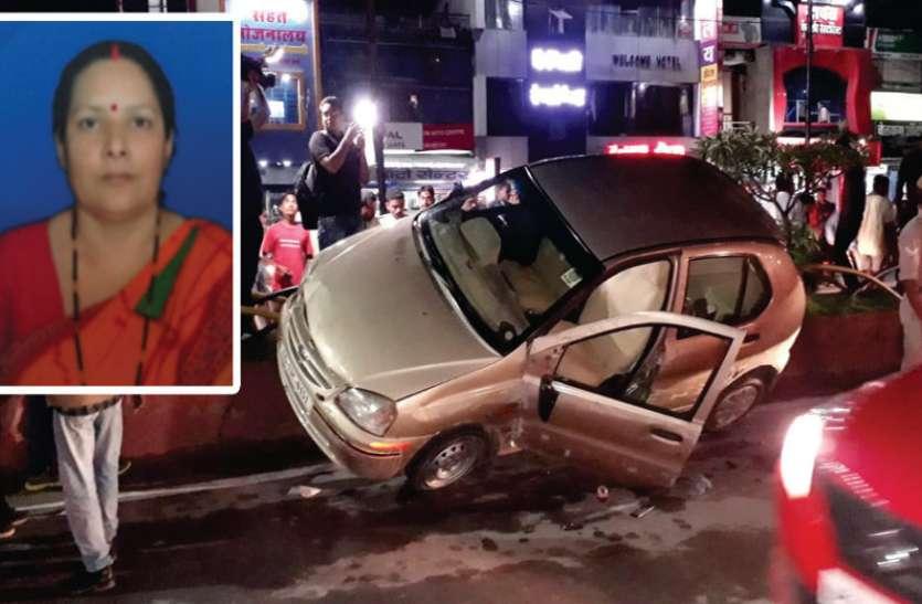 Video : 14 साल के भतीजे के हाथ में थमा दी कार की चाबी, फिर हाईस्पीड में महिला को दे दी दर्दनाक मौत