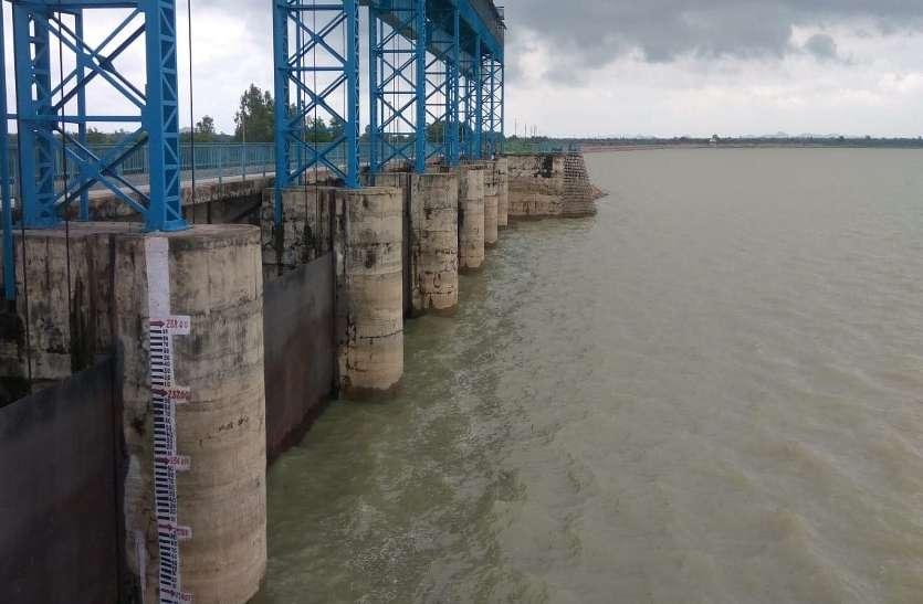 3.20 मीटर बढ़ा उर्मिल बांध का जलस्तर