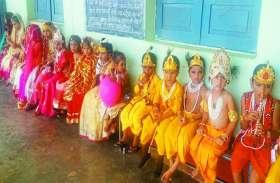 दंतेवाड़ा-गीदम दोनों नगरों में धूमधाम से मनाया श्रीकृष्ण जन्म उत्सव