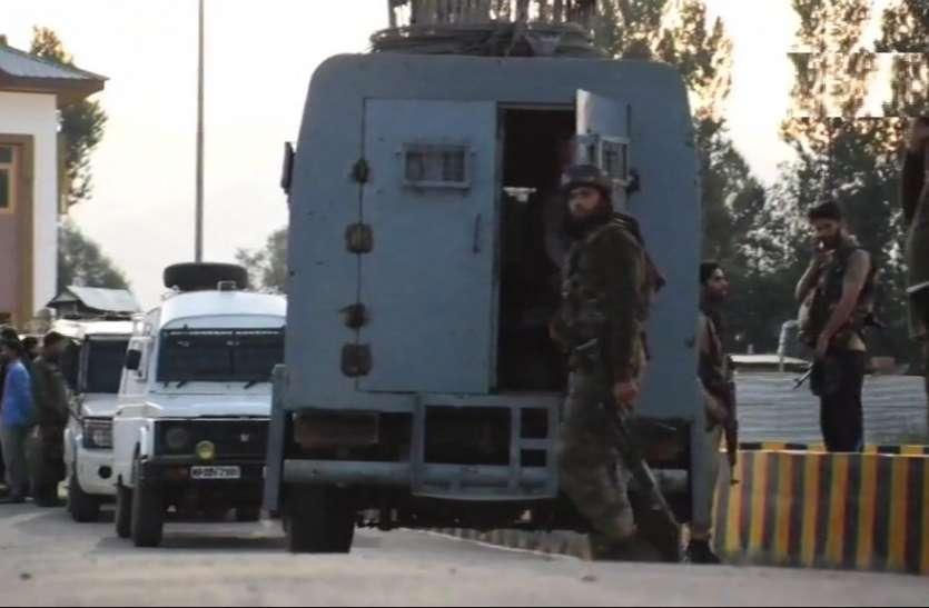 आतंकियों की लगातार हो रही भर्ती ने बढाई सुरक्षाबलों की चिंता,इस साल इतने युवकों ने पकडी आतंक की राह