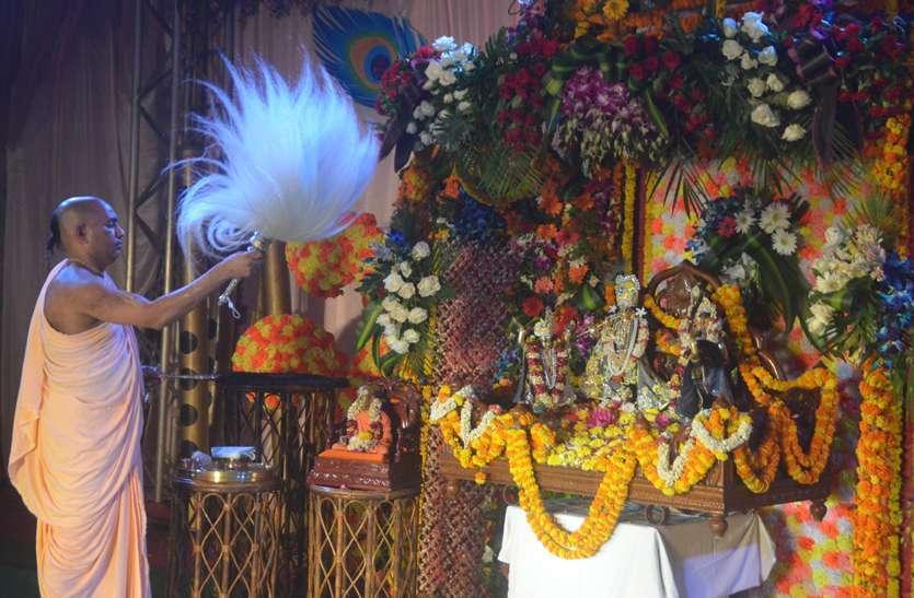 Photo Gallery: सेक्टर-06 अक्षय पात्र में कृष्ण जन्माष्टमी सेलेब्रेशन