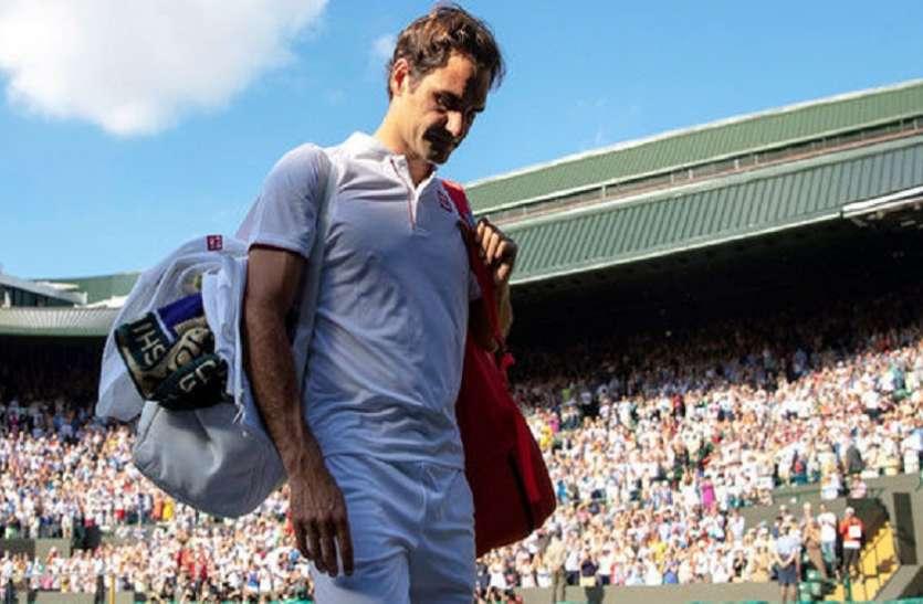 US Open: रोजर फेडरर और मारिया शारापोवा हुए उलटफेर के शिकार, इन्होंने दिखाया बाहर का रास्ता