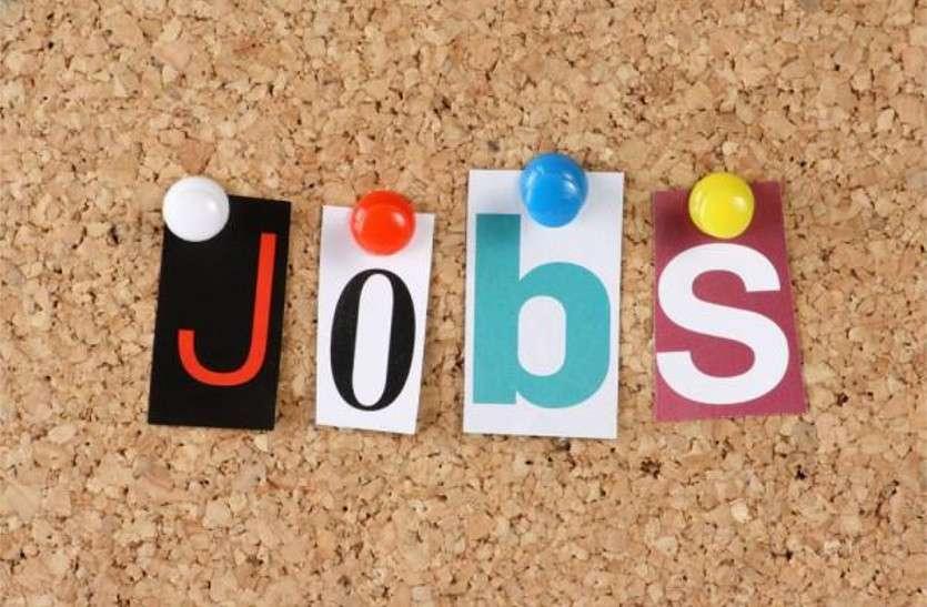 कम पढ़ें लिखे अभ्यर्थियों के लिए नौकरी का मौका, यहां निकली चपरासी,सफाईकर्मी सहित कई पदों पर भर्ती