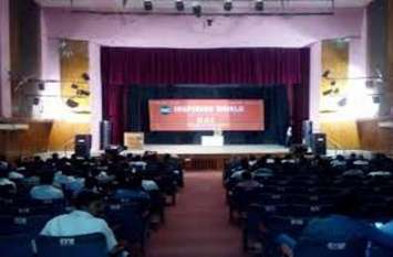 जोधपुर के टाउन हॉल में सुमंगळी माधवी नाटक का मंचन 8 को