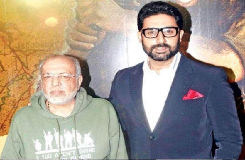 अभिषेक बच्चन के फिल्म छोड़ने के सवाल पर भड़के जे पी दत्ता, कही ये बड़ी बात!