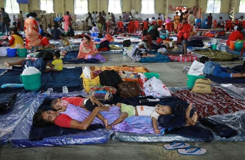 बाढ़ से तबाह केरल सरकार का ऐलान, राज्य में एक साल तक नहीं होगा कोई उत्सव