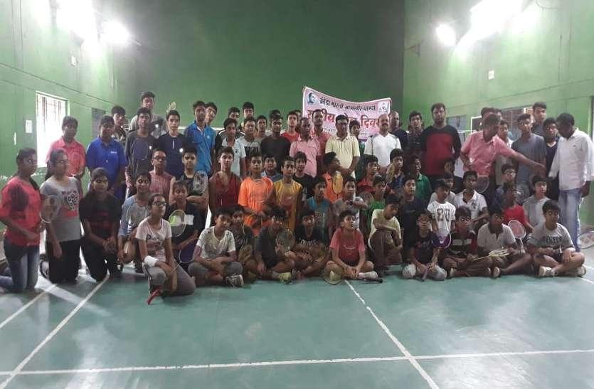 क्रीड़ा भारती द्वारा खो-खो और बैडमिंटन के खेलों का किया गया आयोजन, खेल सप्ताह में खिलाड़ी कर रहे बेहतर प्रदर्शन