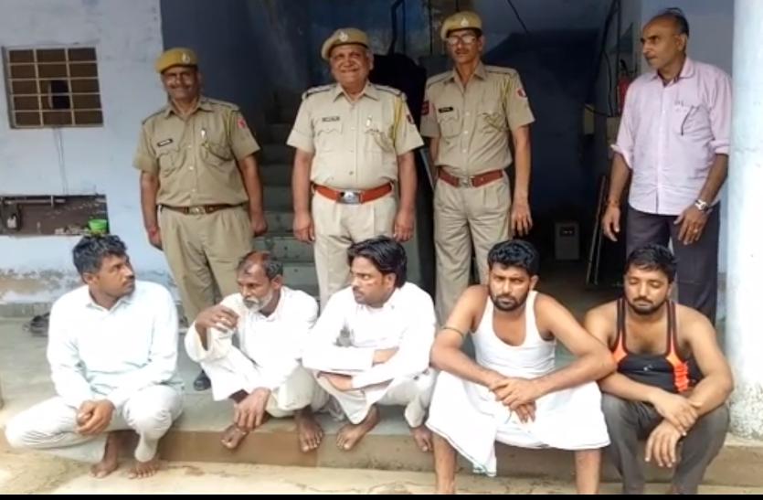 उड़ीसा के तीन व्यापारियों का राजस्थान में इस जगह हुआ अपहरण, पुलिस ने ऐसे बनाया एक्शन प्लान और  पकड़े बदमाश, देखे वीडियो..