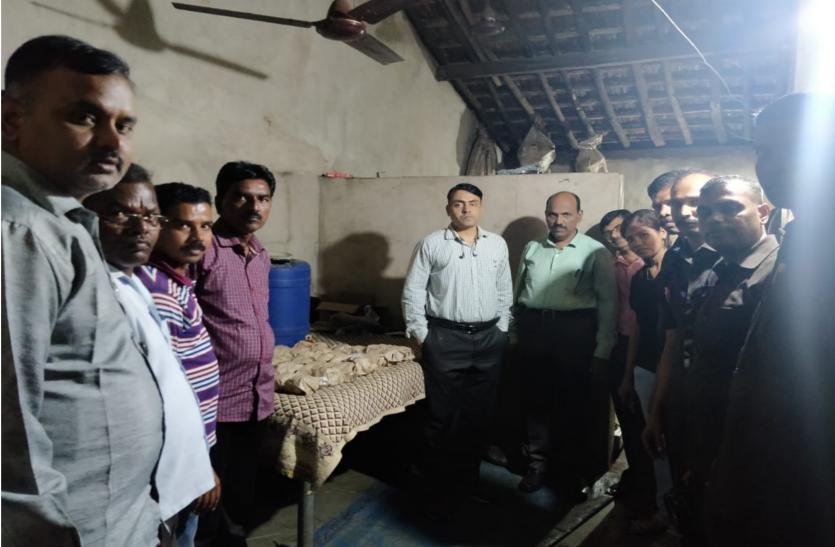 महाराष्ट्र:विस्फोटक पदार्थों की बड़ी खेप बरामद,दो आरोपियों को पुलिस ने किया गिरफ्तार