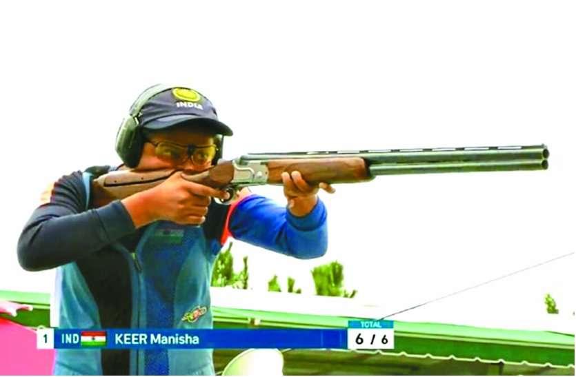 मध्यप्रदेश की मनीषा कीर बनी पहली भारतीय महिला, भारत को दिलाया रजत पदक