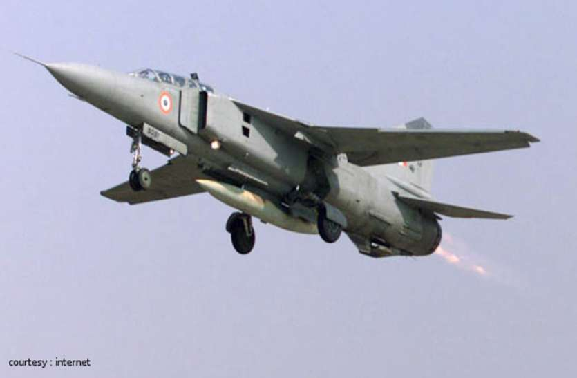 देश में सिर्फ जोधपुर में ही बचा है मिग-27, 2024 में रिटायर होने पर राफेल व तेजस लेंगे जगह