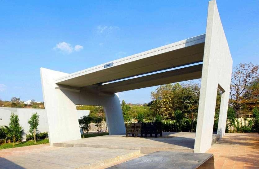 हैदराबाद की तर्ज पर विकसित होगा चांदपोल मोक्षधाम