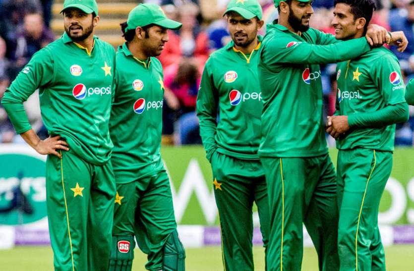 Asia cup 2018 : पाकिस्तान की 16 सदस्यीय टीम का ऐलान, उमर अकमल को नहीं मिली जगह