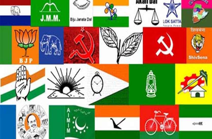 चुनावी धुन पर झूमने लगीं पार्टियां, सपा-भाजपा-कांग्रेस-बसपा ने तय किए ये कार्यक्रम