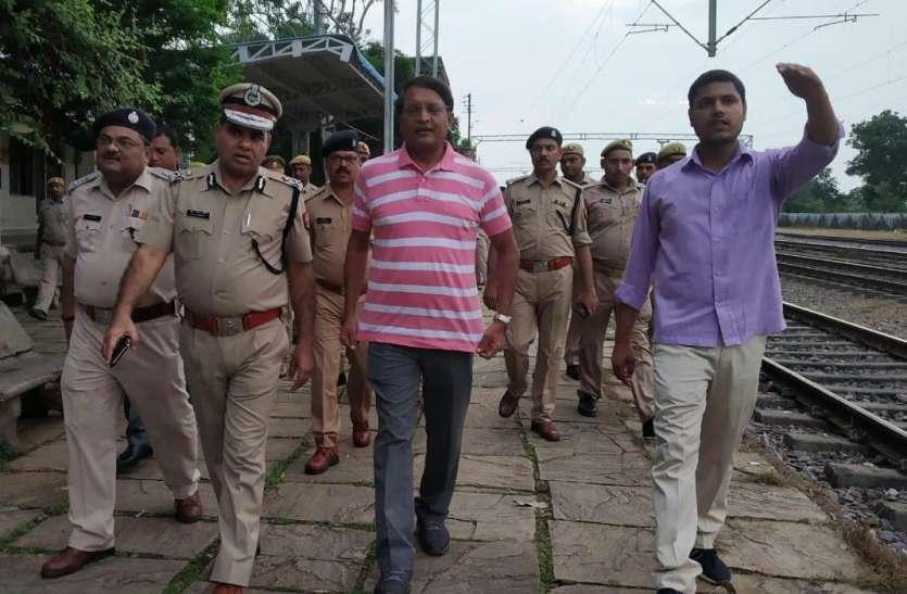 गंगा कावेरी एक्सप्रेस लूट कांड: तो पेशेवर लुटेरों ने दिया वारदात को अंजाम खाकी की तलाश जारी