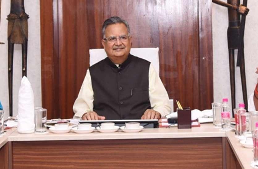 CM रमन ने किया ऐलान, प्रदेशभर के किसानों को धान पर बांटेंगे 2400 करोड़ रुपए का बोनस