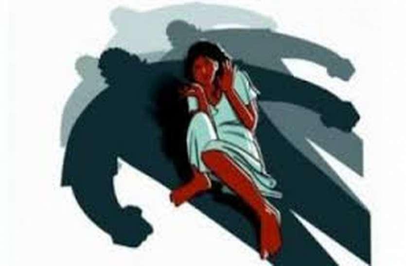 छेड़छाड़ करने पर फटकार लगाई तो किशोरी से किया बलात्कार