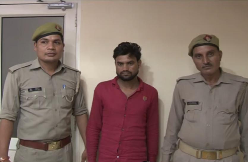 जबरन शराब पिलाकर भाई ने लूटी बहन की आबरू, पुलिस ने आरोपी को किया गिरफ्तार