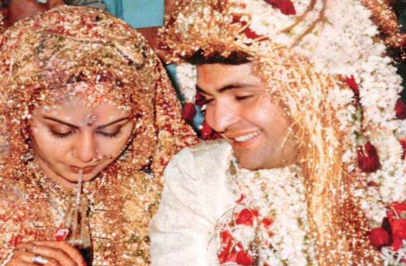 Bday Spl: जब शादी के वक्त ऋषि कपूर और नीतू सिंह हो गए थे बेहोश, वजह थी अलग-अलग