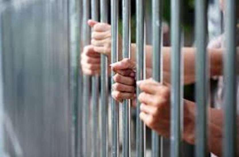 जेल से ये कैया खेल, अधिकारियों में हडक़म्प