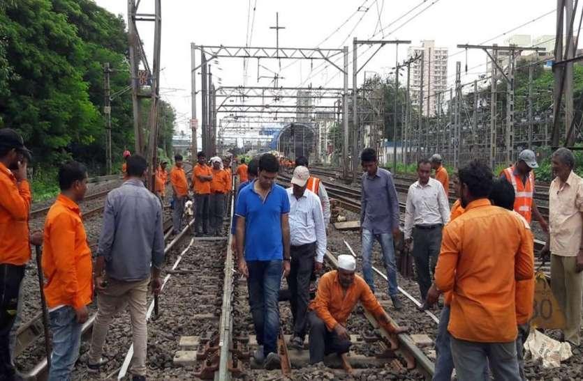 रेलवे में ट्रैक अनुरक्षक गुमनाम नायक
