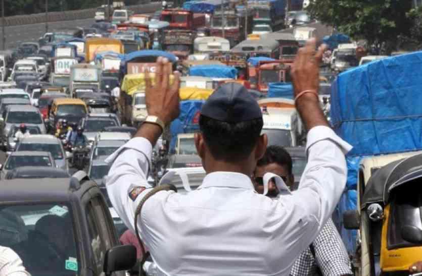 शिक्षक दिवस पर कार्यक्रम के दौरान विशेष यातायात प्रबंध