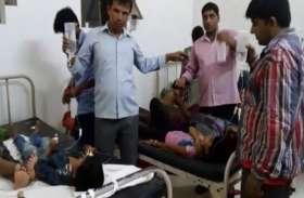 जन्माष्टमी का प्रसाद खाने के बाद 34 लोगों की हालत बिगड़ी