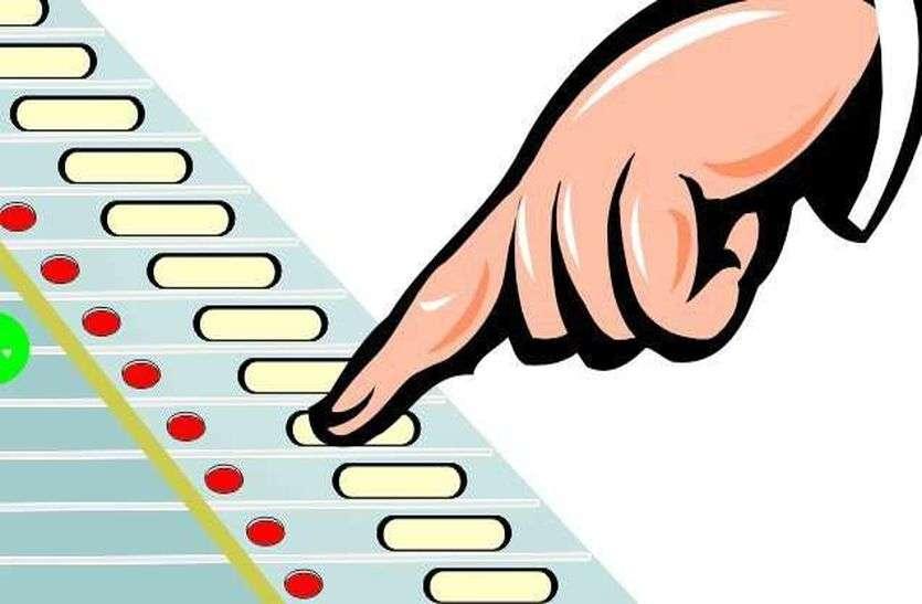 बूथों पर बढ़त बनाने की चुनौती, भाजपा से कम नहीं कांग्रेस, जानिए कहां कौन आगे, कौन पीछे