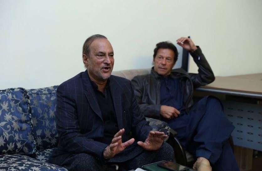 पाकिस्तान: भ्रष्टाचार के आरोप में इमरान खान के सलाहकार का इस्तीफा