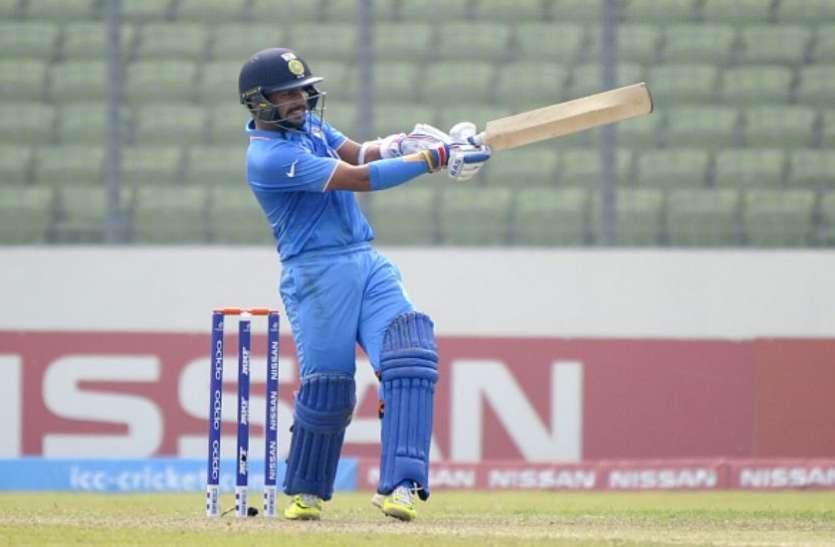 दलीप ट्रॉफी (फाइनल): अनमोलप्रीत शतक से चूके, इंडिया ब्लू के 5 विकेट पर 260 रन