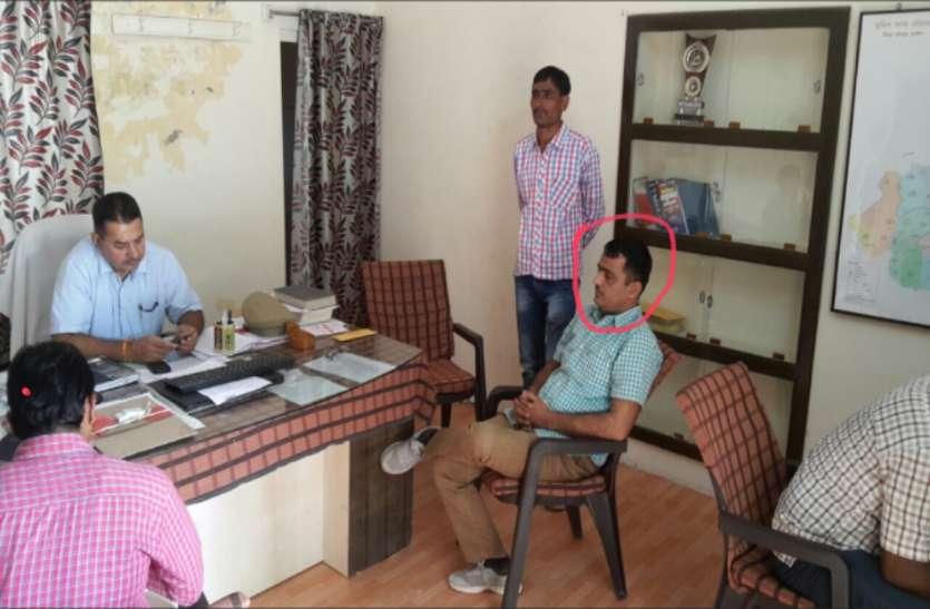 रिश्वत लेने के आरोपी चिकित्सक को जेल भेजा