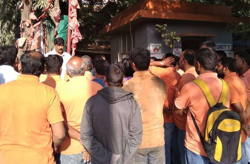 प्रीकोल मजदूरों के समर्थन में एक्टू ने मनाया सद्भावना दिवस