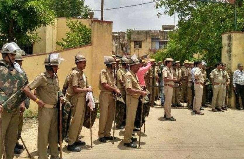 राजस्थान के इस पुलिस थाने में 6 दिन में बदल दिए चार थानाधिकारी, एक ने की मात्र 7 घंटे ड्यूटी, जानिए क्या है कारण